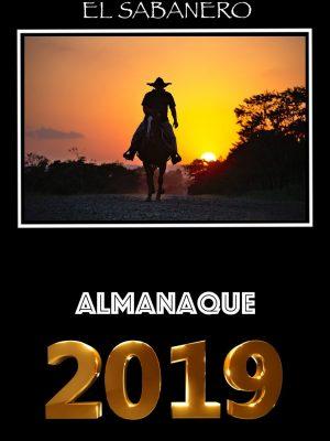 CALENDARIO 2019 - El Sabanero (La hacienda de noche)